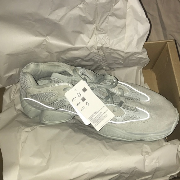 b41461825 adidas Shoes | Yeezy 500 Desert Rat Salt | Poshmark